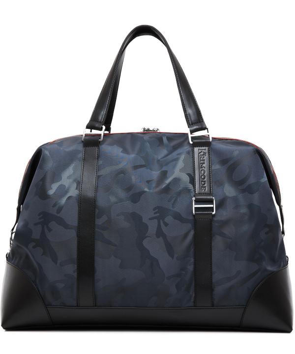 Krimcode Business Attire Duffle Bag – KBAL19-1NGAM – Back
