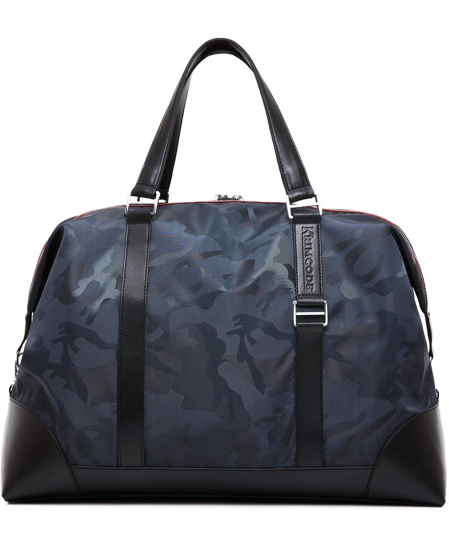duffel bag back