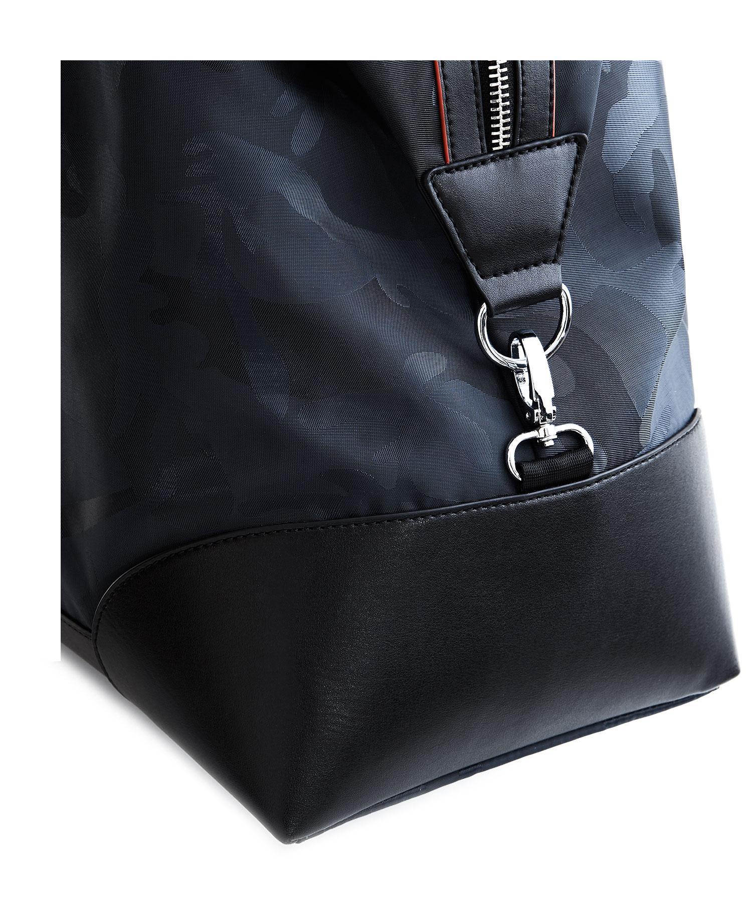 duffel bag sling holder
