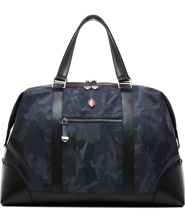 Krimcode Business Attire Duffle Bag – KBAL19-1NGAM – Front