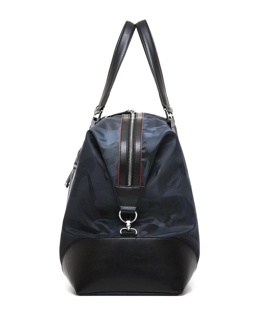 Krimcode Business Attire Duffle Bag – KBAL19-1NGAM – Left