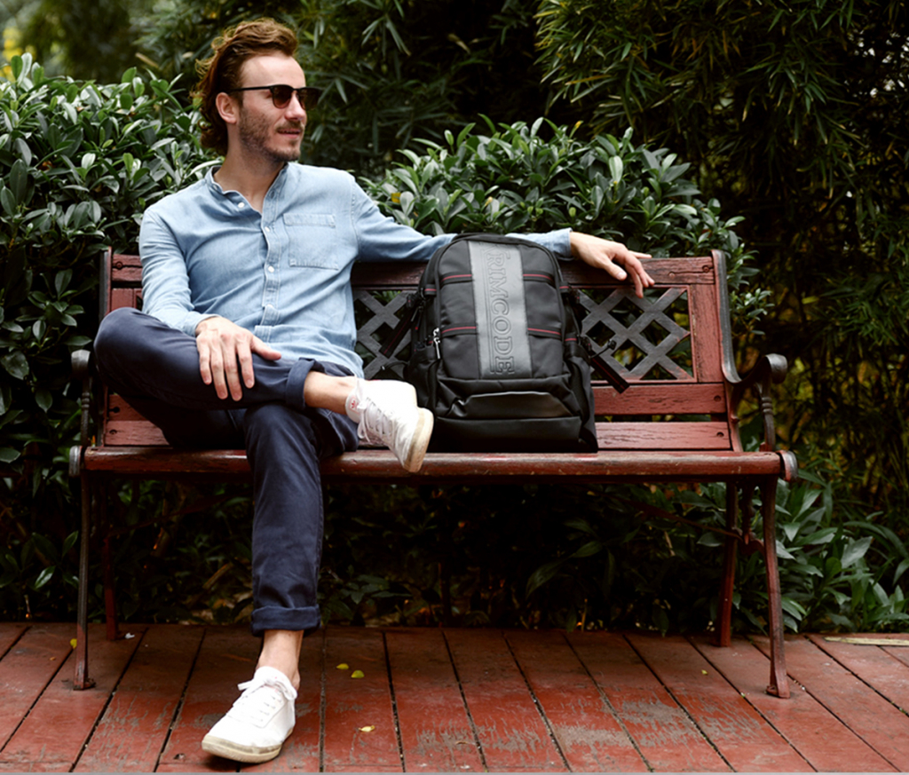 Smart Casual Backpack - Introducing krimcode lifestyle bags