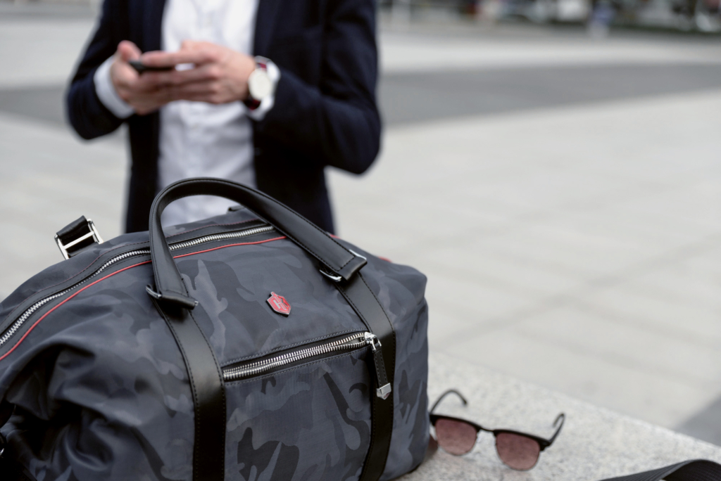 Business Attire Duffel Bag