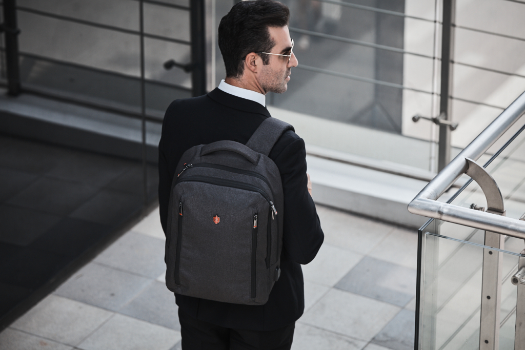Business Formal Backpack - Introducing Krimcode Lifestyle Bags
