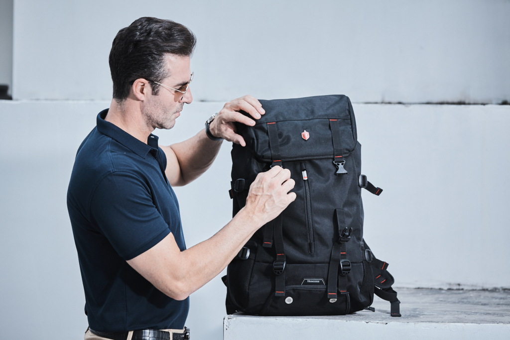 Street Casual Backpack - Introducing Krimcode lifestyle bags