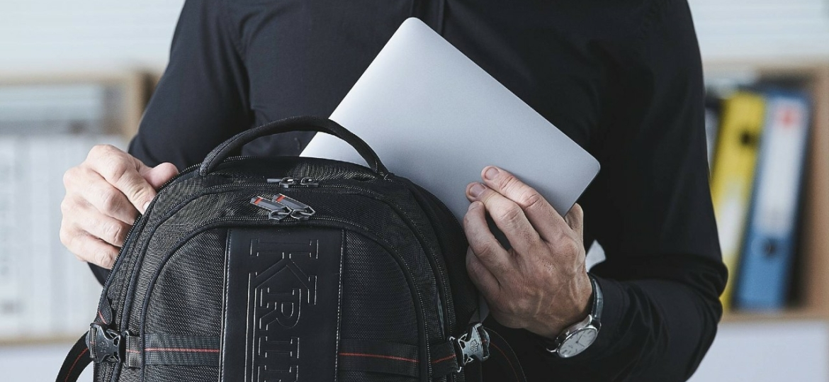 laptop backpack for work