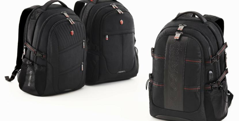 3 cool backpacks for men
