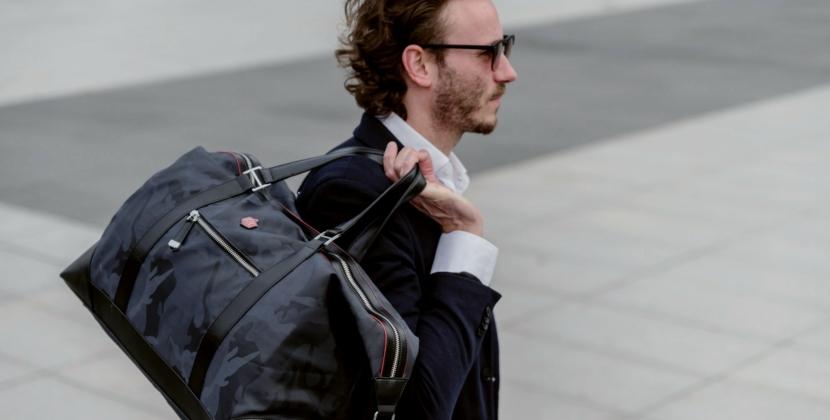 business travel bag