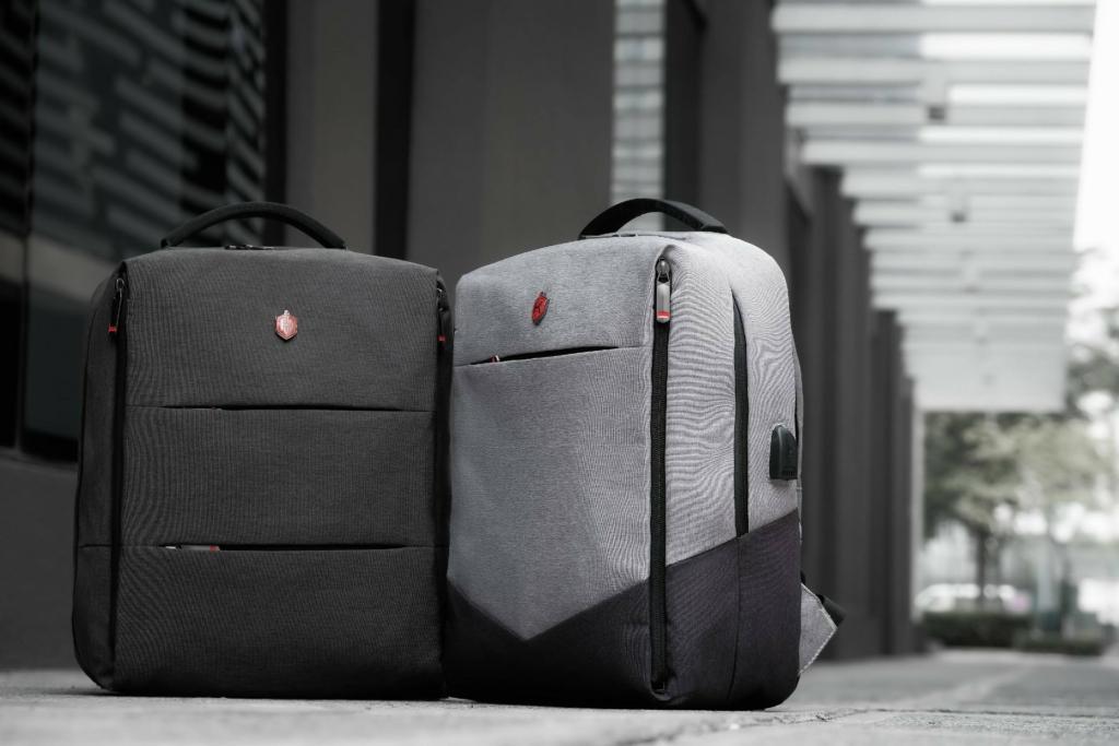 Krimcode Business Formal Formal Backpack: Modern Dark Grey